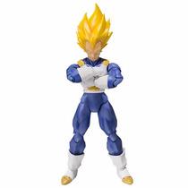 Dragon Ball Z Super Saiyan Vegeta Premium Color S.h.f Bandai