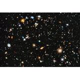 Ultra Hubble Espacio Impresiones Campo Profundo Hola Gloss