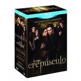 Crepusculo La Saga Completa Twilight Boxset En Blu-ray