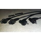 Cables De Bujias Toyota Starlet Originales Importados