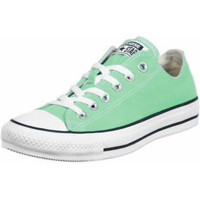 tenis converse verde mint