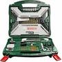 Kit Titanium Ferramentas Brocas E Bits X-line 103 Peças