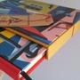 Libro De Firmas / Cuaderno Personalizado Con Estuche