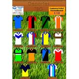 *camiseta De Futbol Personalizada. Fútbol 5 Y 11. Fabricante
