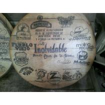 Barriles, Muebles De Barril,tequileros, Licoreras, Artesania