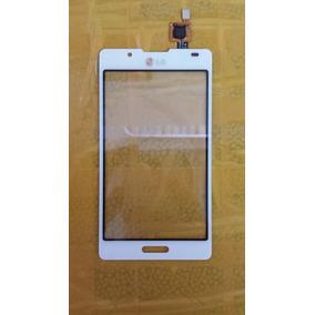 Touch Celular Screen Lg Optimus 2 Ii L7 L7x P710 P714 Blanco