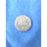 Moneda R Unido 20 Twenty Pence De 1998