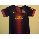 Camiseta Clasica Del Barcelona Caballero