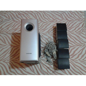 Sonido 5.1 Para Home Theater Marca Samsung