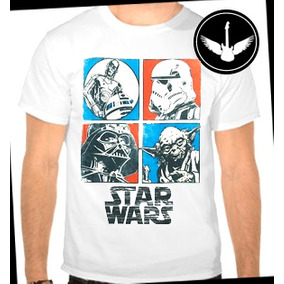 Camiseta Star Wars Baby Look Regata Camisa Filme Saga Blusa