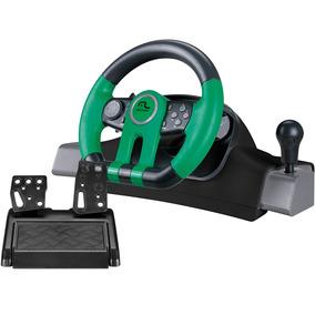 Volante Racer Multilaser Xbox One/pc Com Marcha Acoplada - J