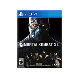 Ps4 Mortal Kombat Xl Sony Store