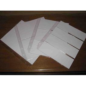 10 Folios/hojas Para Organizar Coleccion De Billetes, Excele