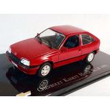Chevrolet Kadett Hatch Sl 1.8 1991 Vermelho 1:43 Ixo