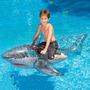 Inflable De Tiburon Alberca/ Mar Envío Incluido Swimline