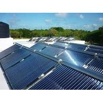 Calentador Solar Para Albercas, Hoteles, Hospitales