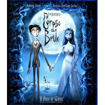 Bluray Cadaver De La Novia ( Corpse Bride ) 2005 - Tim Burto