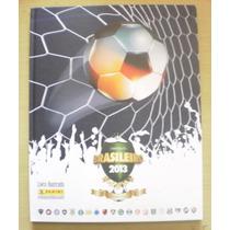Álbum Capa Dura Campeonato Brasileiro 2013 Completo P/ Colar