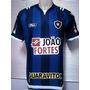 Outlet 244 Camisa Botafogo Azul Of. Fila Unif. Iv - 2011/12