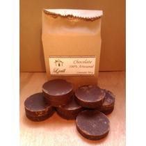 Chocolate Amargo,sin Azucar,en Polvo O Tabletas 1/2 Kg