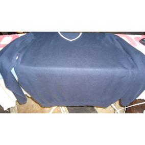 Brooks Brothers 346 Sweter Azulmarino Talla L-g Grande42-44