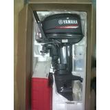 Yamaha 25hp 2 Tiempos Pata Corta Okm 3 Años Garantia Oficial