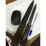 Bayoneta Original Fal, Antigüedad, Fusil, Armamento