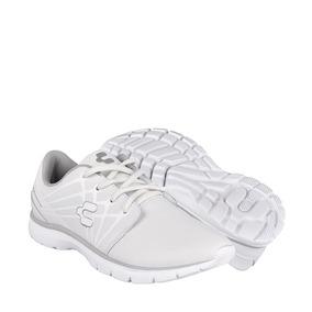 Charly Zapatos Dama Atleticos 1044197 22-26 Simipiel Blanco