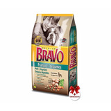Alimento Bravo Adulto 20k + 2k + Regalo + 6 Pagos