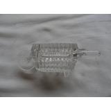 Carrinho De Mão Em Cristal - 8,5cm X 13,5cm
