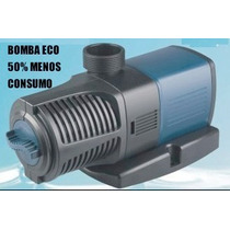 Bomba Submersa Eco Sunsun Jtp-7000r 110v Aquario Lago Etc