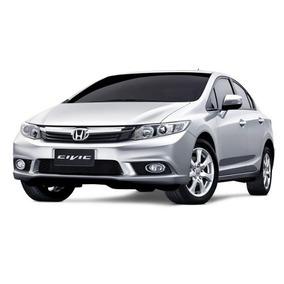 Capa De Maçaneta Cromada Honda New Civic 2013/2014/2015/2016