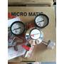 Regulador Co2 Micromatic Barril Cerveza $2750