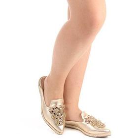 5e8524d788 Sapato Mule Prata - Sapatos Dourado escuro no Mercado Livre Brasil