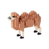 Nanoblock Camello Mini Bloques Ármalo Tu Mismo Arma