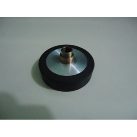 Rolo Pressor Novo Para Tape Linha Akai 4000 E Vários Outros