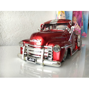 Camioneta Chevrolet 1951 Pickup Scale 1:24 De Colletion