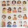 Figuritas Italia 90 Mundial Futbol 3 (leer)