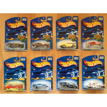 Set 8 Hot Wheels Corvette 2002 Y Logo Motive 2001 Series .
