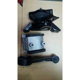 Juego Bases Motor Caja Hyundai Getz Sincronico