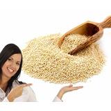 Quinoa / Quinua Branca Em Grãos Premium 5 Kg + Brindes