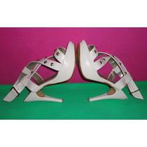 Sandalias-zapatos Ideal Novia-madrina Nº 39