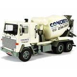 Miniatura De Scania Lks 140 Betoneira Concreto 1:43 Ixo