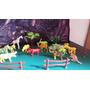 Animalitos Selva Torta Souvenir Coleccion Maqueta