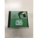 Carlos La Mona Jomenez Clasico Cd Nuevo Cumbia Cuarteto