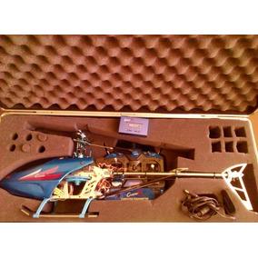 Helicoptero Coxter R/c Con Maleta Opcional