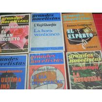 Colección Grandes Novelistas. Editorial Emece.