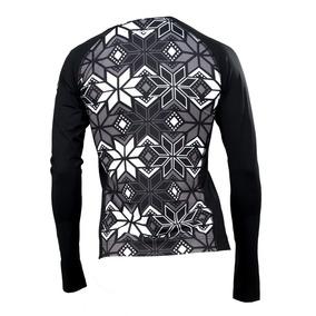 Spyder Camiseta Styler Thot Crew - Mujer