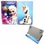 Capa Capinha Frozen Disney Tablet Até 7 Polegadas Case Kids