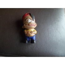 Boneco Do Lino Lata De Lixo Amigos Fedorentos De 8cm